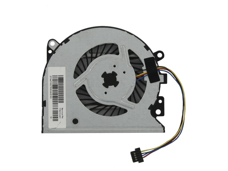 produkt-foto van 'Laptop CPU fan - voor o.a. HP Envy x360 15-xxxxxx'