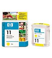produkt-foto van 'HP 11 - c4838ae, geel, 28ml'