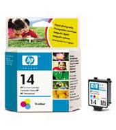 produkt-foto van 'HP 14 - c5010de, kleur, 22ml'