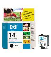 produkt-foto van 'HP 14 - c5011ae, zwart, 26ml'
