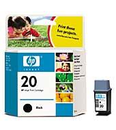 produkt-foto van 'HP 20 - c6614de, zwart, 28ml'