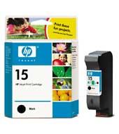 produkt-foto van 'HP 15 - c6615de, zwart, 25ml, ong. 500 pagina's'