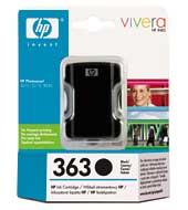produkt-foto van 'HP 363xl inkt-patroon - c8719ee, zwart, 17ml, ong. 1120 pagina's'