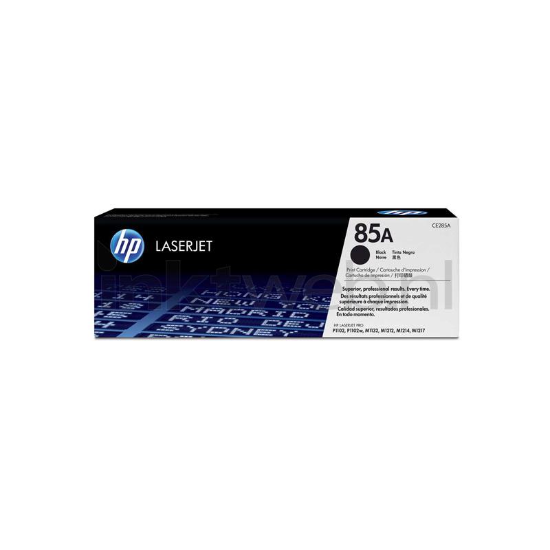 produkt-foto van 'HP 85a - ce285a toner, zwart, ong. 6.000 pagina's'