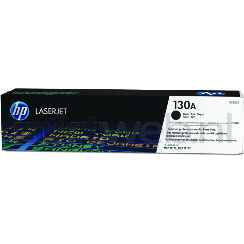 produkt-foto van 'HP cf350a - toner, zwart, ong. 1.300 pagina's'