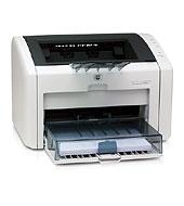 produkt-foto van 'HP Laserjet 1022n (a4, 19ppm, usb, Lan, 1200dpi)'