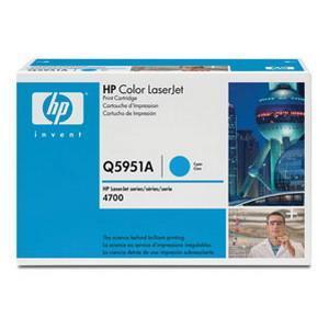 produkt-foto van 'HP q5951a - toner, cyaan'