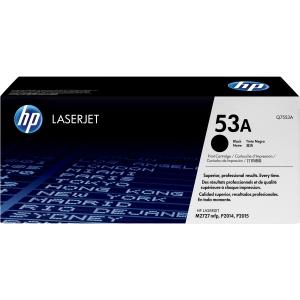 produkt-foto van 'HP 53a - q7553a toner, zwart, ong. 3.000 pagina's'