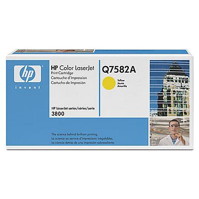 produkt-foto van 'HP q7582a - toner, geel'