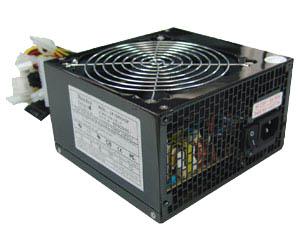 produkt-foto van 'Huntkey 400 Watt voeding (fan 12cm - stil - s-ata - pci-e)'