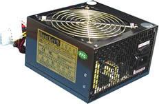 produkt-foto van 'Huntkey 500 Watt voeding (14cm fan - Stil - 24-pins)'