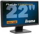 "produkt-foto van 'IIyama 22"" TFT scherm (zwart - 5ms - full-hd=1920x1080)'"