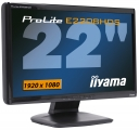 "produkt-foto van 'IIyama 21,5"" TFT scherm (zwart - dvi - full-hd=1920x1080)'"