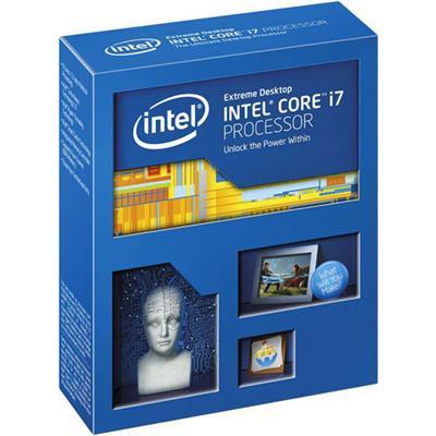 produkt-foto van 'Intel Core - i7-5930k, 3,0g, lga 2011-v3, 20mb, Skylake, zonder CPU koeler'