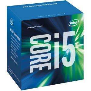 produkt-foto van 'Intel Core - i5-6600, 3,3g, lga1151, 6mb, Skylake, inclusief CPU koeler'