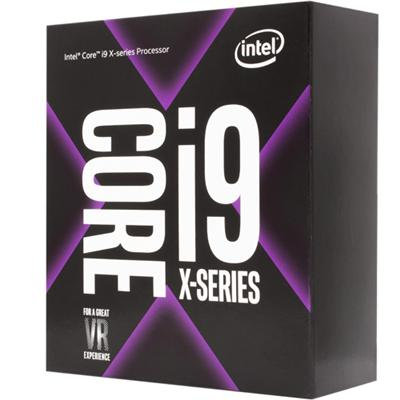 produkt-foto van 'Intel Core - i9-7960x, 2,8g, lga2066, 22m, 16 cores, 32 threads, zonder fan'