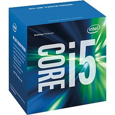 produkt-foto van 'Intel Core - i5-7400, 3,0g, lga1151, 6mb, Kaby Lake, inclusief CPU koeler'