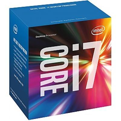 produkt-foto van 'Intel Core - i7-7700, 3,6g, lga1151, 8mb, Kaby Lake, inclusief CPU koeler'