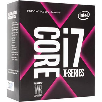 produkt-foto van 'Intel Core - i7-7740k, 4,3g, lga2066, 8mb, Kaby Lake, zonder CPU koeler'