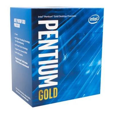 produkt-foto van 'Intel Pentium - g5400, 3,7g - lga1151, 4mb, Coffee Lake, inclusief CPU koeler'