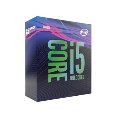 produkt-foto van 'Intel Core - i5-9600k, 3,7g, lga1151, 9mb, 6 core, 6 threads, zonder CPU koele'