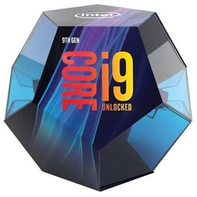produkt-foto van 'Intel Core - i9-9900k, 3,6g, lga2066, 16mb, 8 cores, 16 threads, zonder fan'