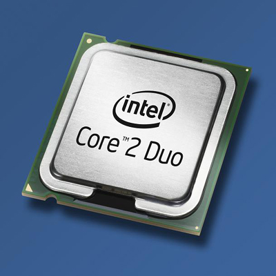 produkt-foto van 'Intel core2 quad - 2,33ghz, socket 775'