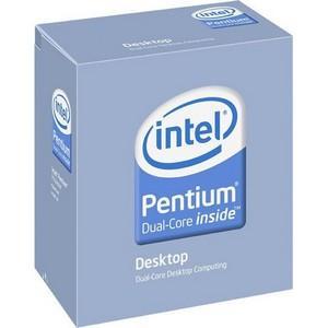 produkt-foto van 'Intel DualCore - e5300 (2,6g - s775 - 2mb - fsb=800m)'
