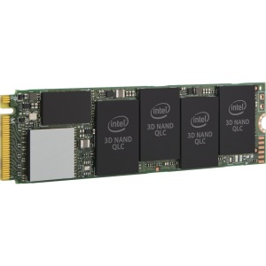 produkt-foto van 'Intel 660p ssd - 2tb, m.2, Read=1.800 MB/s, Write=1.800 MB/s, 80mm'