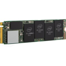 produkt-foto van 'Intel 660p ssd - 512gb, m.2, Read=1.800 MB/s, Write=1.800 MB/s, 80mm'