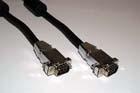 produkt-foto van 'VGA-kabel Premium -zwart, m/m, 25m'