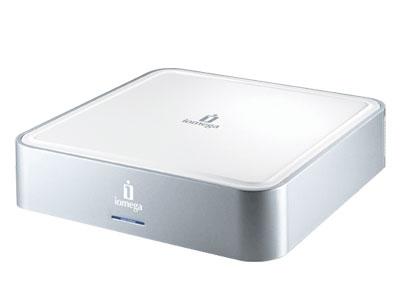 produkt-foto van 'ioMega 750gb harddisk (mini-max - usb 2.0 & firewire)'