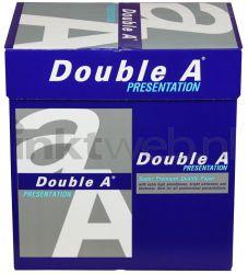 produkt-foto van 'Papier 100 grams - wit, A4, afmetingen 210x297mm, per doos (5 pakken van 500 ve'