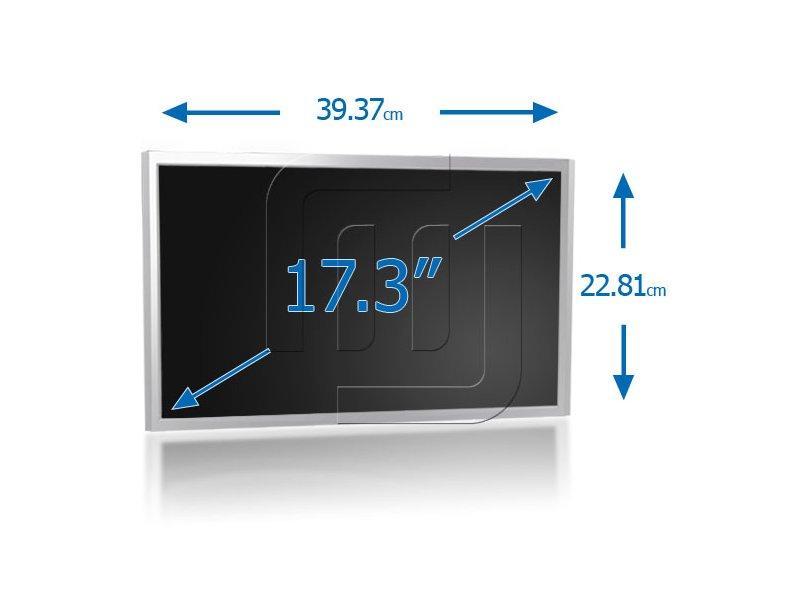 """produkt-foto van 'Laptop beeldscherm - LED 17.3"""" mat, 1600x900, excl. kabels'"""