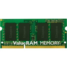 produkt-foto van 'sodimm 8gb - ddr3l-1600, pc3l-12800, kingston, low-voltage, cl11, 204-pin'