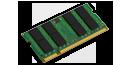 produkt-foto van 'sodimm 2gb (ddr2-667 - pc2-5300 - kingston)'