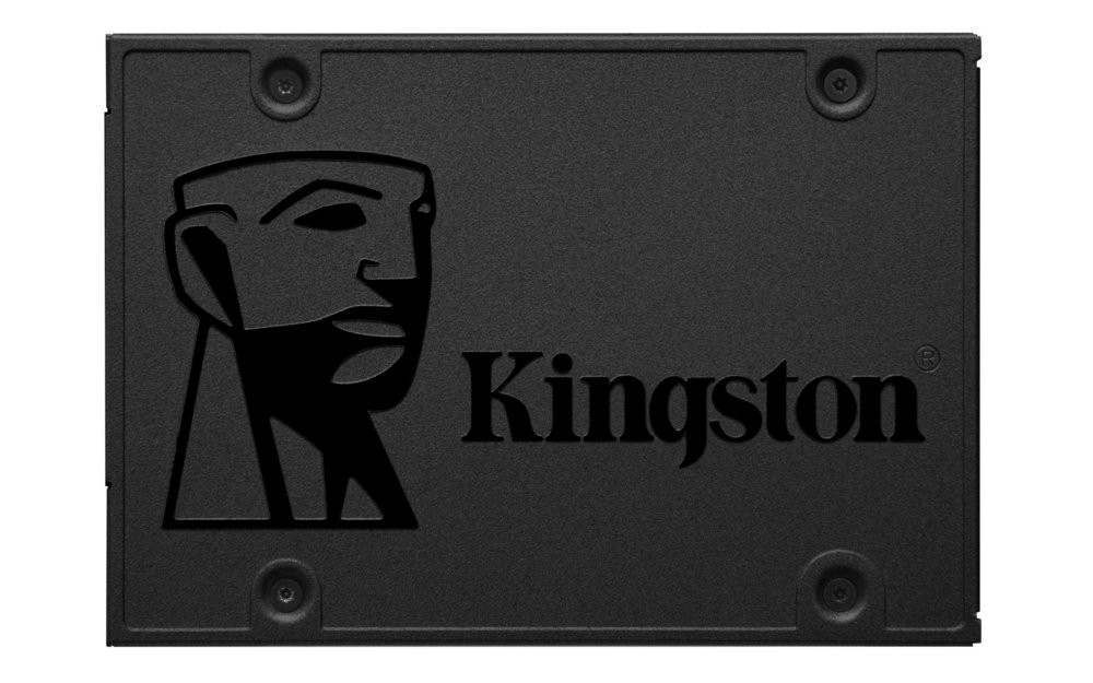 "produkt-foto van 'Kingston sa400 SSDNow - 480gb, Laptop 2.5"", Read=500 MB/s, Write=450 MB/s'"