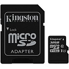 produkt-foto van 'Secure Digital HC kaart - class 10, kingston 32gb'