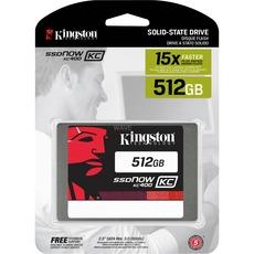 "produkt-foto van 'Kingston kc400 SSDNow - 512gb, Laptop 2 5"", Read=550 MB/s, Write=500 MB/s'"