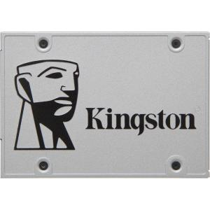 "produkt-foto van 'Kingston suv400 SSDNow - 240gb, Laptop 2.5"", Read=550 MB/s, Write=490 MB/s'"