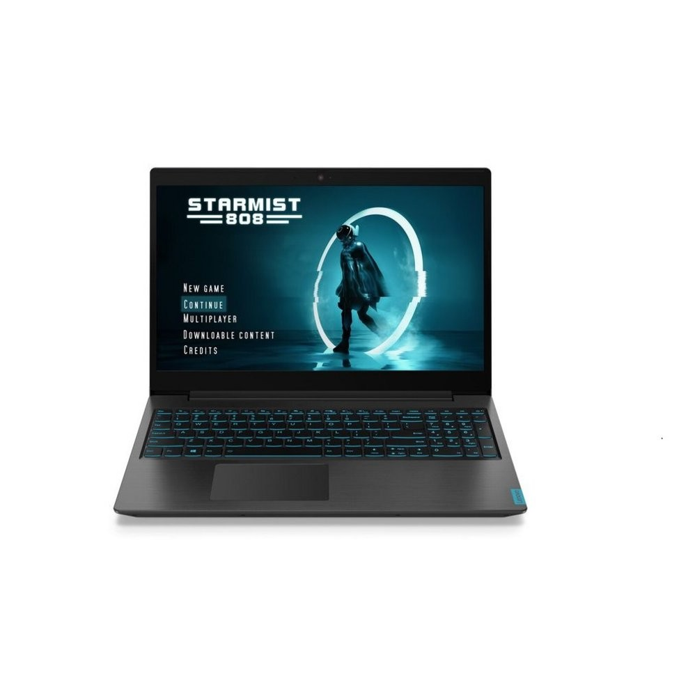 "produkt-foto van 'Lenovo Laptop - i7-9750h, 8gb, 256gb, gtx-1050m - 3gb, 15,6"", w10 home'"
