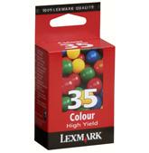 produkt-foto van 'Lexmark 35 - 18c0035E/35, kleur'