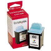 produkt-foto van 'Lexmark 60 - 17g0060, kleur, 3x 7ml'