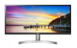 """produkt-foto van 'LG beeldscherm - 29"""", LED, Full HD = 2560x1080, hdmi+vga, zwart-wit'"""