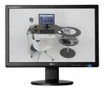 "produkt-foto van 'LG 19"" TFT scherm (Breedbeeld = 1440x900 - Zwart)'"