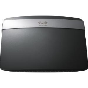 produkt-foto van 'Linksys Wireless Router e2500, 4x 10/100m - wireless-n'