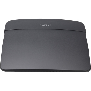 produkt-foto van 'Linksys Wireless Router e900, 4x 10/100m - wireless-n'