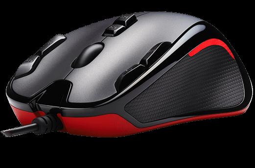 produkt-foto van 'Logitech Gaming muis (g300)'