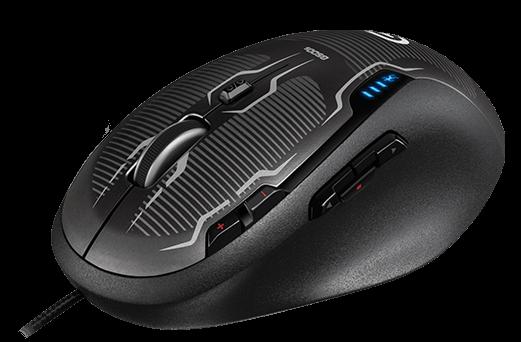 produkt-foto van 'Logitech Gaming muis (g500s)'