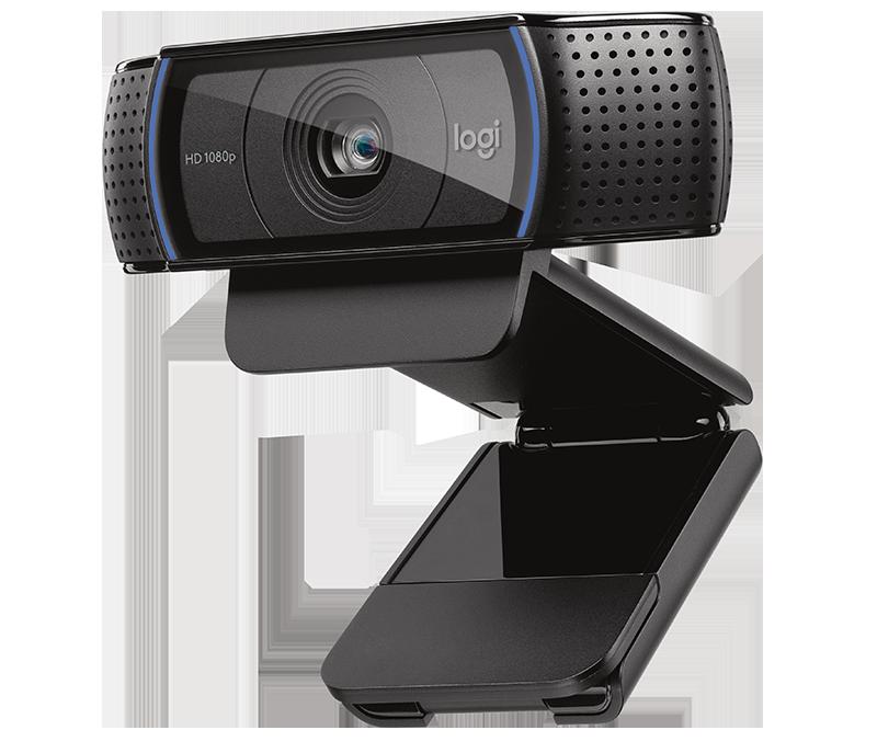 produkt-foto van 'Logitech webcam - c920, usb 2.0'
